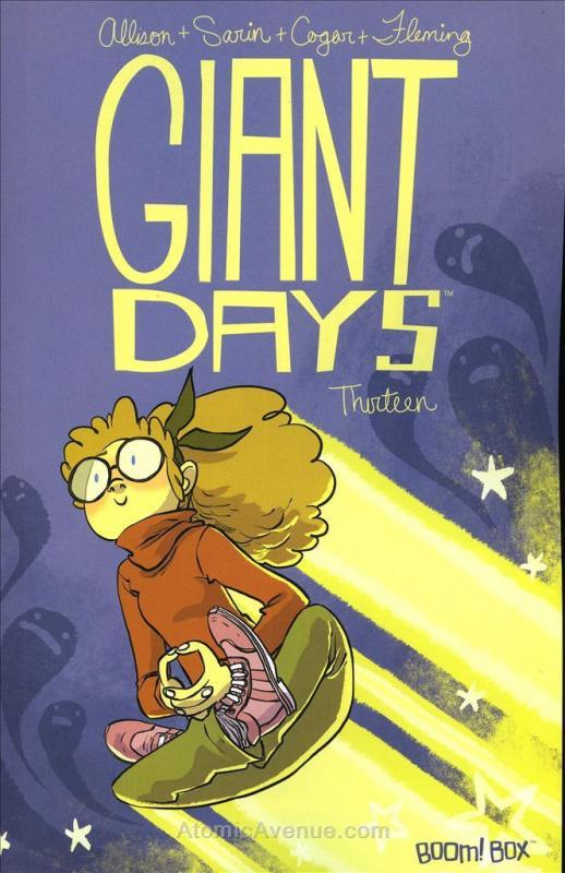 Giant Days #13 VF/NM; Boom! | save on shipping - details inside
