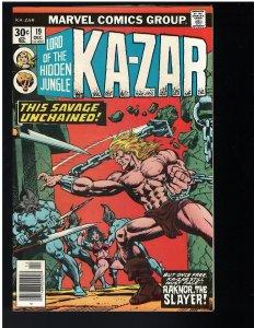 Ka-Zar #19 (1976)