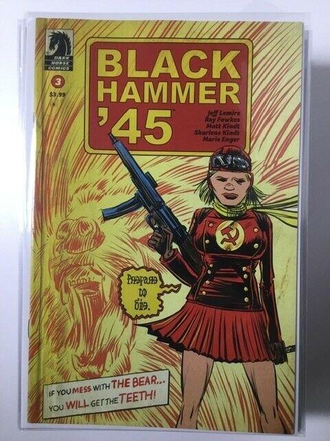 Black Hammer '45 #3 (2019) HPA