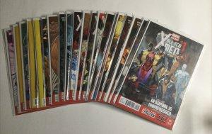 All New X-Men 1-17 19-40 Annual 1 lot run set Near Mint Marvel