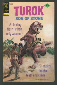TUROK SON OF STONE 7 ISSUE LOT!! #60-126;retail=50.00