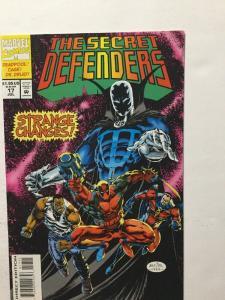 Secret Defenders 17 Stranger Changes Nm Near Mint deadpool