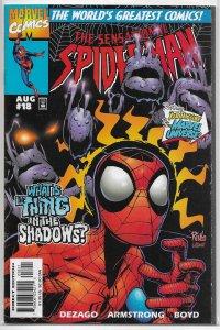 Sensational Spider-Man   vol. 1   #18 FN