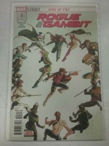 Rogue and Gambit #3 Marvel Comics NW26