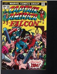 Captain America #195 (Marvel, 1976) - MVS Intact