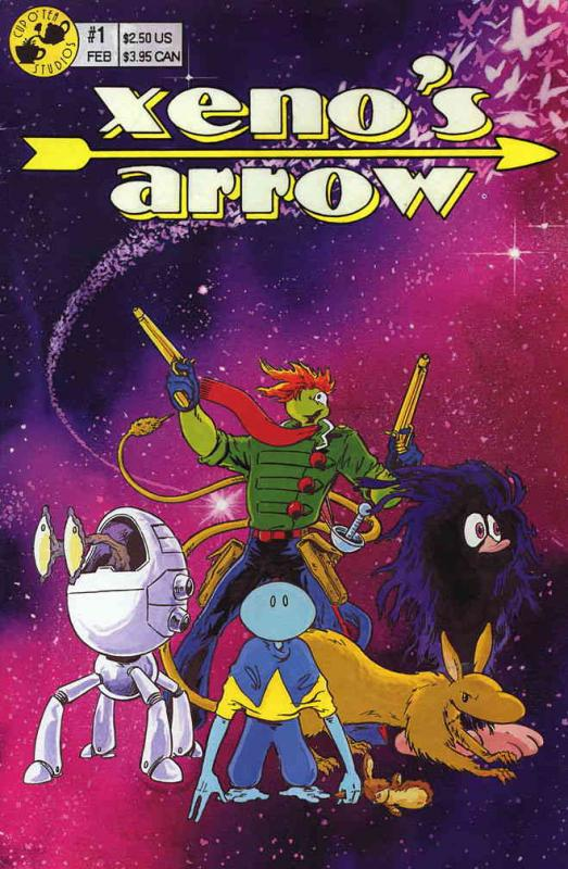 Xeno's Arrow #1 VF/NM; Cup O' Tea | save on shipping - details inside
