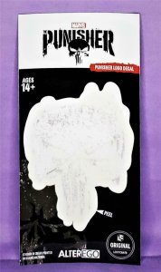 Loot Crate Exclusive PUNISHER LOGO DECAL Skull Symbol (Elephant Gun)!
