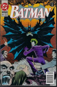 Batman #491(DC, 1993) NM