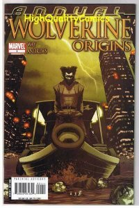 WOLVERINE : ORIGINS #1 Annual, NM, Daniel Way, 2007, more Wolverine in store