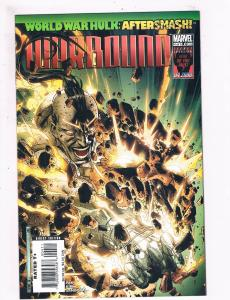 Warbound # 4 VF Marvel Comic Books World War Hulk Aftersmash Awesome Issue!! SW5