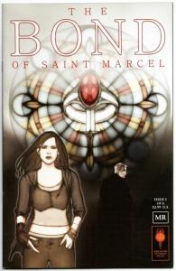 Bond of Saint Marcel #1 (Archaia, 2008) VF