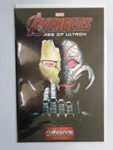 Guidebook to Marvel Cinematic Universe Marvel's Avengers Age of Ultron #1-8.0/VF