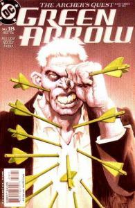 Green Arrow (2001 series) #18, NM- (Stock photo)