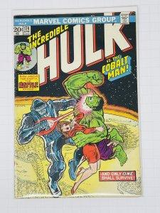 The Incredible Hulk #174 (1974)