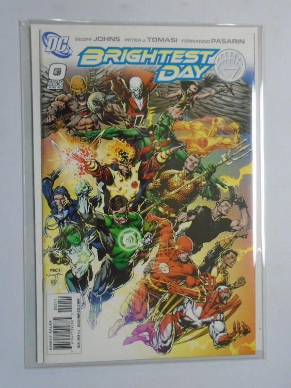 DC Brightest Day # 0 Scur  9.0 + (2010)