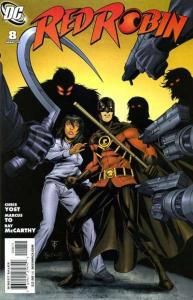 Red Robin #8, VF+ (Stock photo)