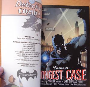 Batman Detective Comics number 1000