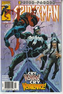 Peter Parker Spiderman(vol. 2) # 10 Venom's Revenge !