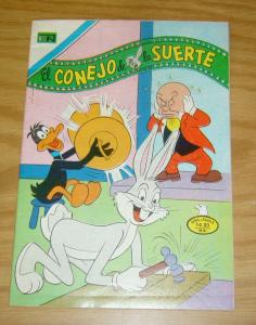 Conejo de la Suerte #531 FN; Novaro | save on shipping - details inside