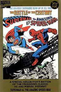 Superman vs. the Amazing Spider-Man #1 (2nd) VF/NM; Marvel-DC | save on shipping