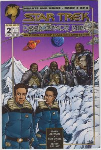 Star Trek: Deep Space Nine: Heart and Minds #2
