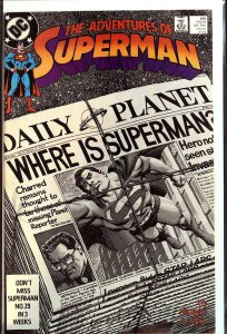 Adventures of Superman #451 (1989)