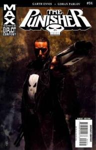 Punisher (2004 series) #54, NM (Stock photo)