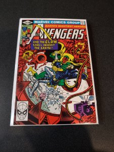 The Avengers #205 (1981)
