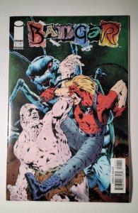 Badger #1 (1997) Image Comic Book J756