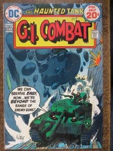 GI COMBAT 173  G Oct. 1974 DC COMICS BOOK