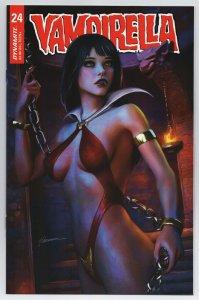 Vampirella #24 Cvr C Maer Variant (Dynamite, 2021) NM