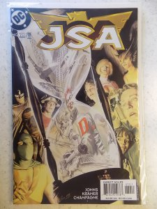 JSA # 72 DC JUSTICE FLASH ACTION ADVENTURE