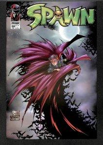 Spawn #58 (1997)