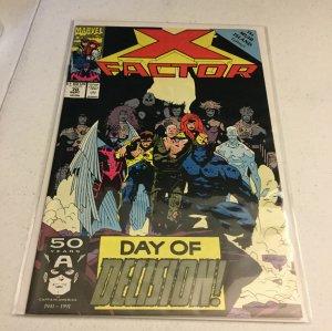 X-Factor 70 Nm Nesr Mint Marvel Comics