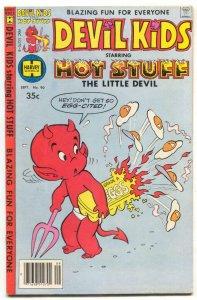Devil Kids Starring Hot Stuff #90 1978- Harvey Comics VF