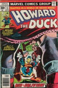 Howard the Duck (1976 series) #11, VF- (Stock photo)