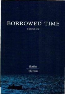 Borrowed Time #1 Oni Press TPB NM