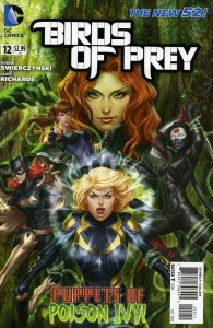 Birds of Prey (3rd Series) #12 VF/NM; DC | save on shipping - details inside