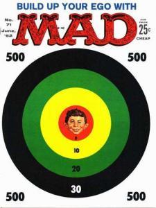 Mad (1952 series) #71, VG+ (Stock photo)