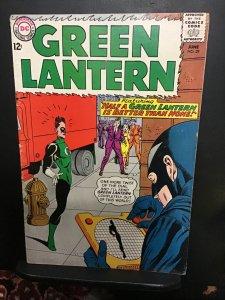Green Lantern #29 (1964) First Black Hand! Mid- High-Grade! FN/VFJ JLA cameo