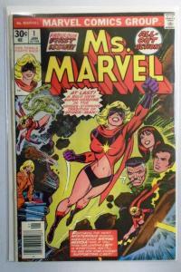 Ms. Marvel (1st Series) #1, 6.0 (1977)