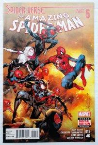 Amazing Spider-Man #13 (NM, 2015)