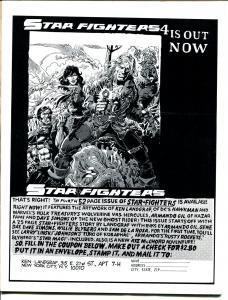 Nightslayer #1 1983-1st issue-George R. Reid-Ken Landgraf-FN