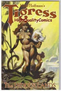 TIGRESS HIDDEN LANDS #1, NM, Limited, Mike Hoffman, 2003, more indies in store