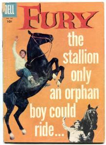 Fury- Four Color Comics #781 1957- VG-