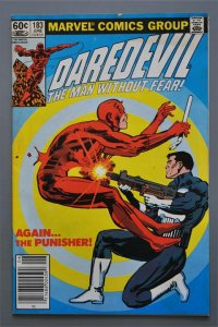 Daredevil  #183  VF/Better (1964 Series)