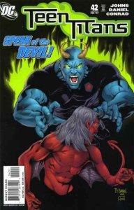 Teen Titans (2003 series) #42, NM (Stock photo)