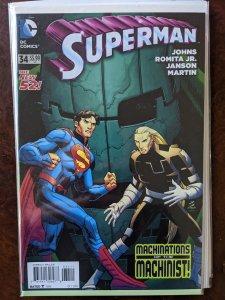 Superman #34 (2014)