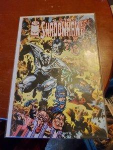 The New Shadowhawk #5 (1995)