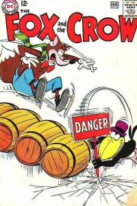 Fox and the Crow, The #89 (Jan-65) VG Affordable-Grade Fox and Crow